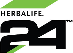 Herbalife24 logo.