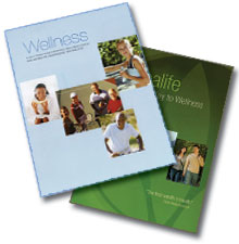 Wellness Evaluation Books.
